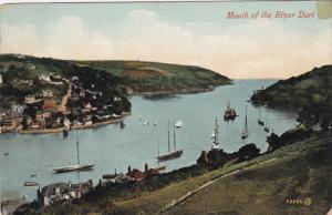 Mouth of the RIVER DART, Devon, England, United Kingdom, 00-10s