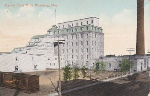Ogilvie Flour Mills, Winnipeg, Manitoba, Canada, 00-10s