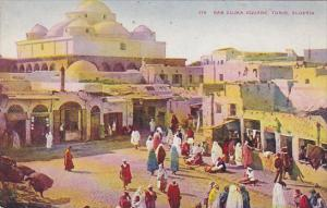 Tunisia Tunis Bab Sujka Square