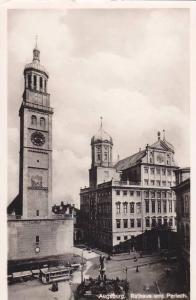 RP, Rathaus Und Perlach, Augsburg (Bavaria), Germany, 1920-1940s