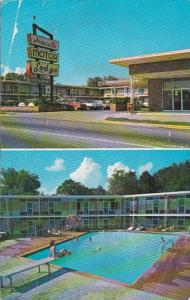 Arkansas Hot Springs Avanelle Motor Lodge 1969