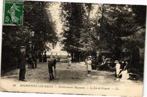 CPA Bourbonne les Bains - Etablissement Maynard (270468)