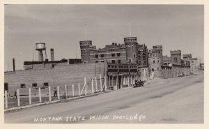 RP: DEER LODGE , Montana , 1940s ; State Prison