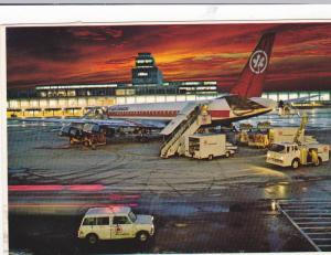 Airplanes , Airport , Montreal , Quebec , Canada , 50-70s #2