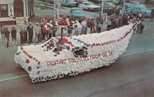 1st Prize Float, Memorial Day Parade, Hazel Park, Michigan,1966