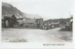 RP: ST ELMO , Colorado , 1940s ; Main Street