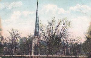 Industrial Centre of the New South, First Presbyterian Church, Churchyard, Ma...