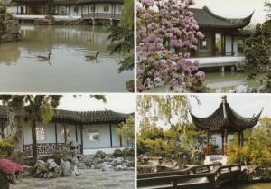 VANCOUVER , B.C. , Canada , 50-60s ; Dr Sun Yat-Sen Garden , Chinatown