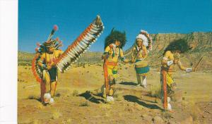 Indian Ceremonial, Indian Dancers at the Gallup, New Mexico, 40-60´s