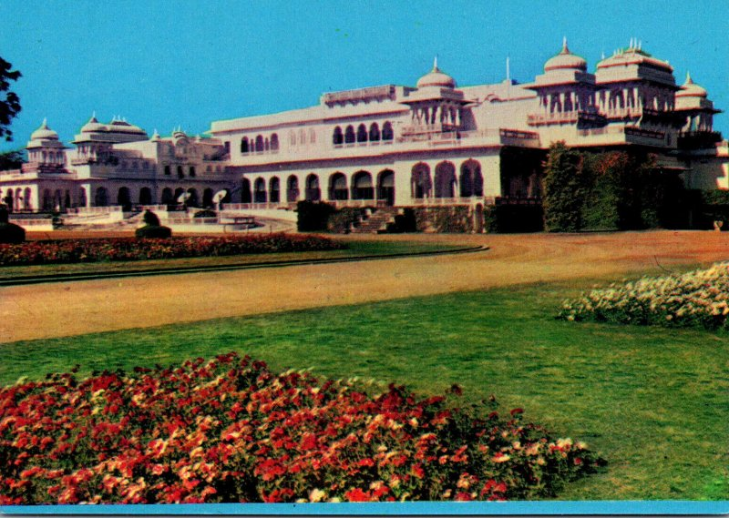 India Jaipur Ram Bagh Palace