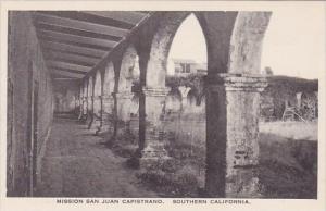 California Southern California Mission San Juan Capistrano