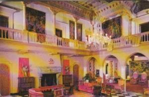 Florida Sarasota The Great Hall John Ringling Residence