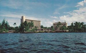 Scenic view,  Naniloa Hotel,  Hilo,  Hawaii,   40-60s