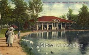 Palmer Park Detroit MI 1914