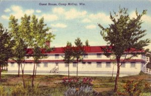 GUEST HOUSE CAMP McCOY, WI