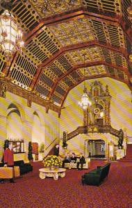 California Los Angeles The Lobby Biltmore Hotel