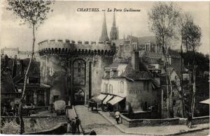 CPA Chartres-La Porte Guillaume (177762)