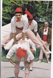 Festival mondial de folklore de DRUMMONDVILLE , Quebec , Canada , 50-60s #4