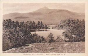 New Hampshire White Mountains Chocorua And Lake Albertype