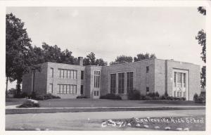 RP: CENTERVILLE, Michigan, 1930-1940's; Centerville High School