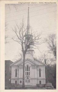 Massachusetts Athol Congregational Church
