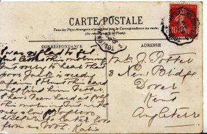 Family History Postcard - Potter - New Bridge - Dover - Kent - Ref 2369A