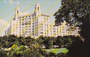 Arlington Hotel Central At Fountain Hot Springs National Park Arkansas