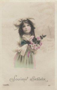 RP: Girl Portrait , 1908