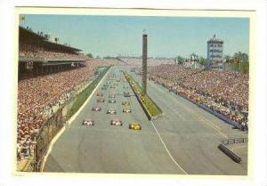 Indianapolis Speedway, Start of 1989 race