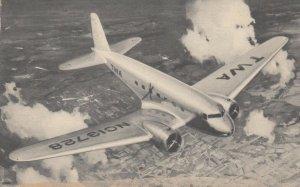 TWA all metal, twin-motored Douglas Luxury Skyliner, PU-1965