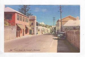 York Street, St. George's, Bermuda, 1900-1910s