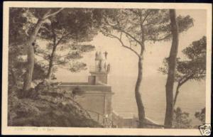 italy, PORTOFINO, Il Faro, Lighthouse (1926)