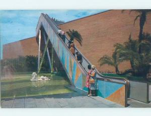 Unused Pre-1980 BUSCH GARDENS Tampa Florida FL hn6625