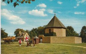 Virginia Williamsburg Magazine and Guardhouse