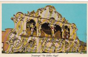 Michigan Holland The Golden Angel Antique Amsterdam Street Organ ...