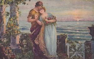 Vinicio E Licia In Sicilia A Del Senno