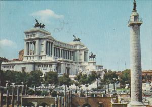 Italy Roma Rome Altare della Patria r Foro Traiano