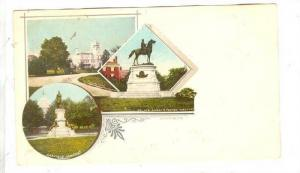 Soldiers Home, Major General, George H. Thomas Monument, Garfield Monument, W...