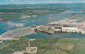 New Brunswick, 50-60s ; Mactaquac Hydro Developement