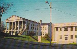 South Carolina Chester County Courthouse And War Memorial Building