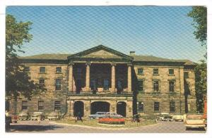 Exterior,Provincial Building, Charlottetown, Prince Edward Island, Canada,40-60s
