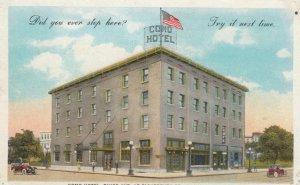 ROCK ISLAND , Illinois , 1910s ; Como Hotel