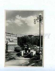 186351 RUSSIA SVERDLOVSK garden at Opera vintage photo