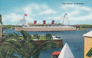 Furness Luxury Liner Queen Of Bermuda
