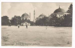 RP  Constantinople . Fontaine de l'Empreur Guillaume, Turkey, 00-10s