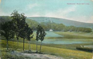 Eastbourne Royal Golf Links postcard