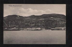 061260 NORWAY Finse Bergensbanen Vintage PC