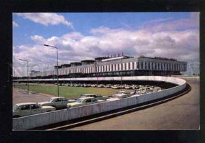 044706 RUSSIA Leningrad Pulkovo Airport Color PC