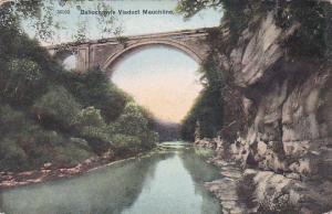 Ballochmyle Viaduct Mauchline, AYRSHIRE, Scotland, United Kingdom, 00-10s