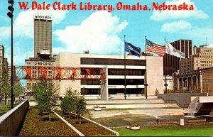 Nebraska Omaha W Dale Clark Library